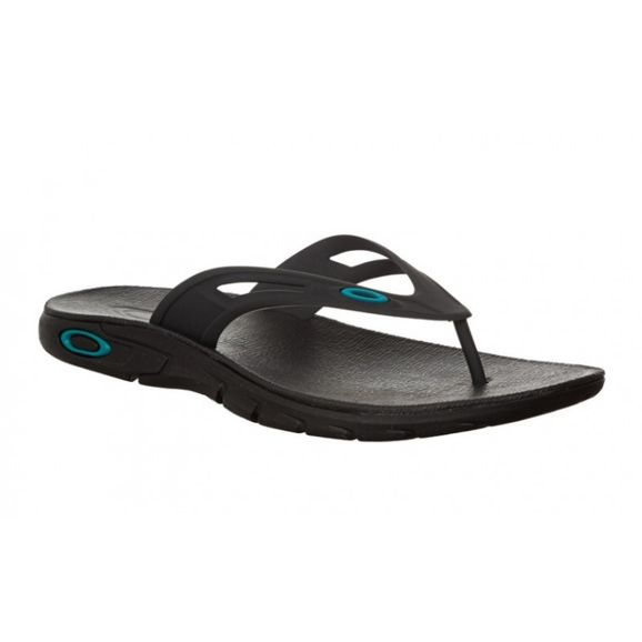 Chinelo Oakley Rest 2.0 - Jet Black 7c94867c24