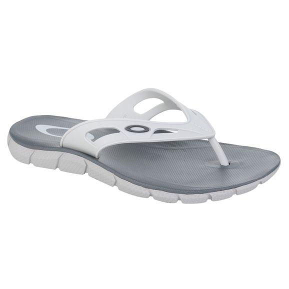 Branco em Calçados Oakley Cinza branco – centralsurf 28de0e9a5fb