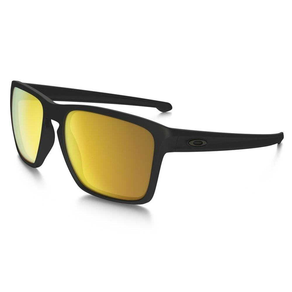 ca61151e8bcf6 Óculos Oakley Sliver Xl Matt Blk W  24k Iridium - centralsurf