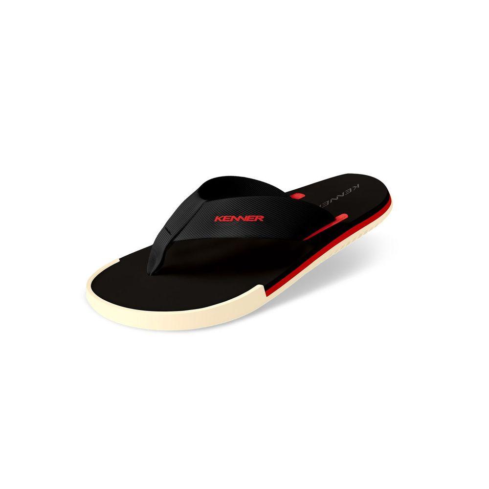 Sandália Kenner Kicks Line Black - Tum 02 - centralsurf 8526613695b