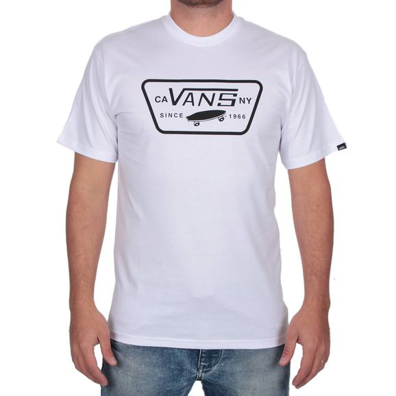 Camiseta-Vans-Full-Patch-