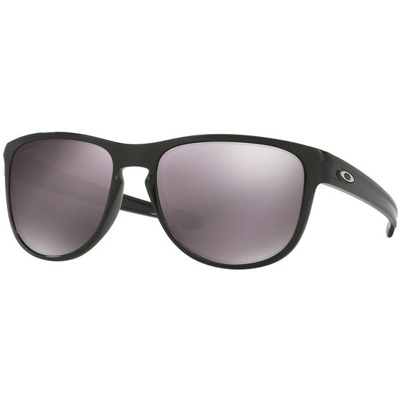 Oculos-Oakley-Sliver-R-Polished-Black-W-prizm-Daily-Polarizado