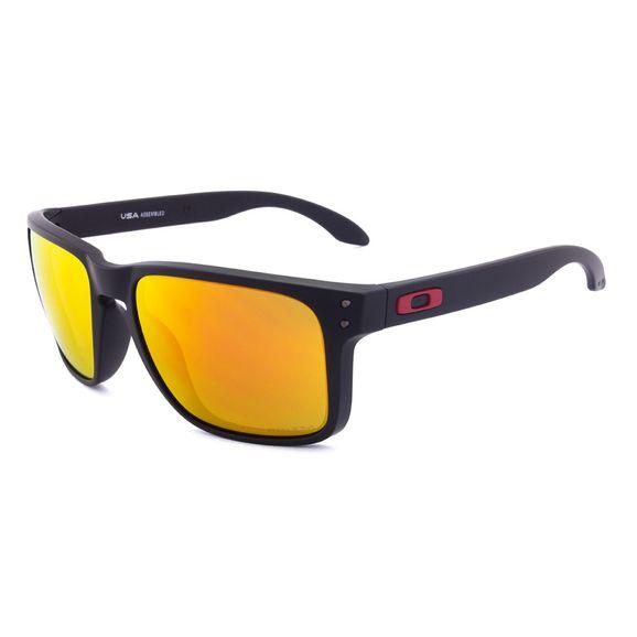 Oculos-Oakley-Holbrook-Xl-Prizm-Ruby-W-matte-Black