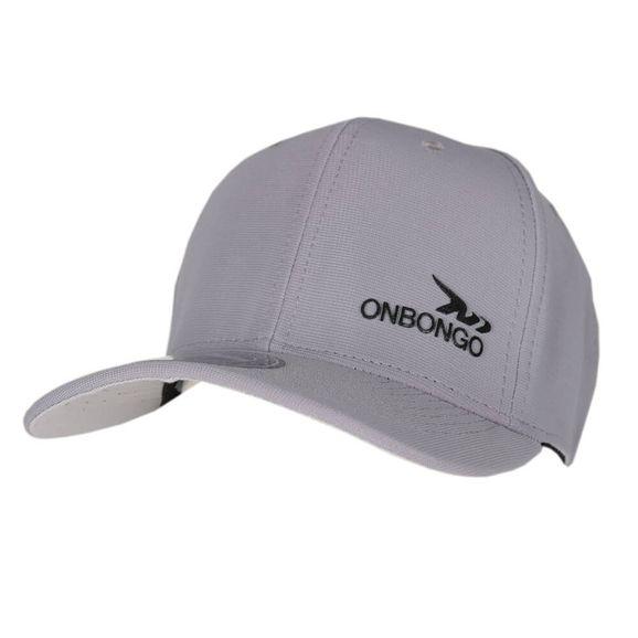 Boné Onbongo - Cinza 42e257e8a14