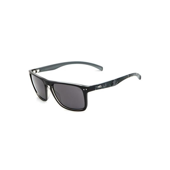 Óculos Hb Cody Matte Black Camouflaged Gray - Preto Fosco 371589ba0c