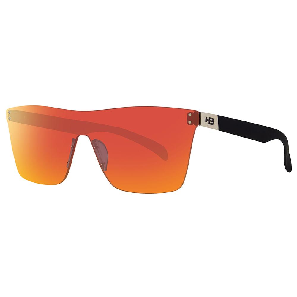 4e54a5f87366e Óculos Hb Floyd Mask Matte D Red Chromettt - centralsurf