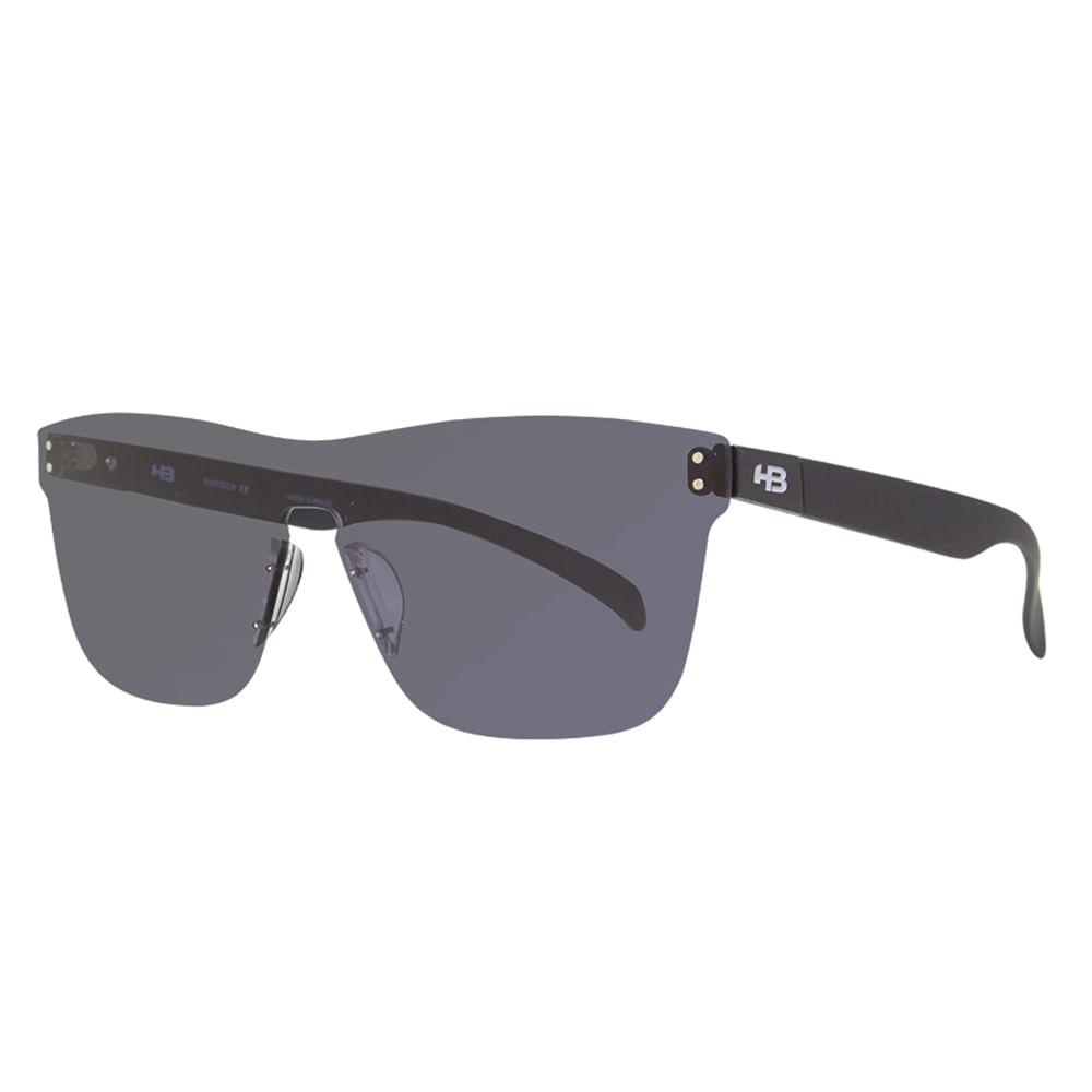 c94d2b2bd21f3 Óculos Hb H-bomb Mask Matte Black Gray - centralsurf