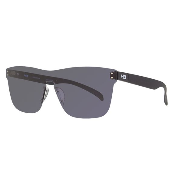 Oculos-Hb-H-bomb-Mask-Matte-Black-Gray