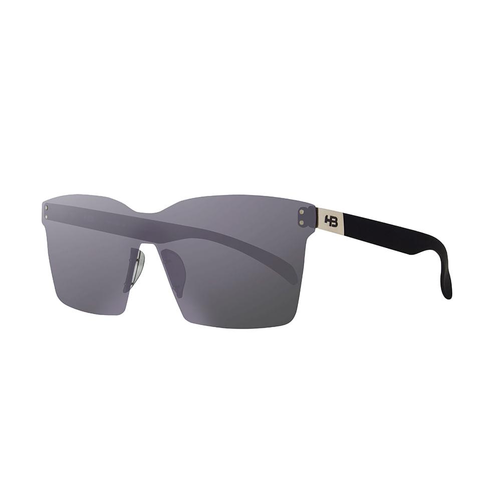 bf74e015cbcec Óculos Hb Nevermind Mask Matte Black Gray - centralsurf