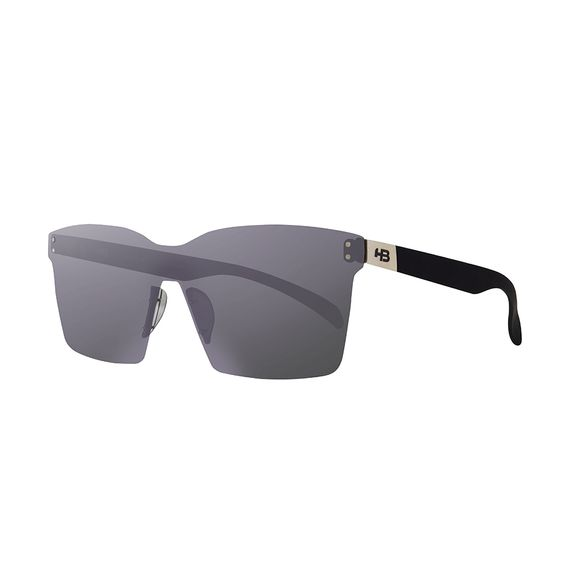 Oculos-Hb-Nevermind-Mask-Matte-Black-Gray