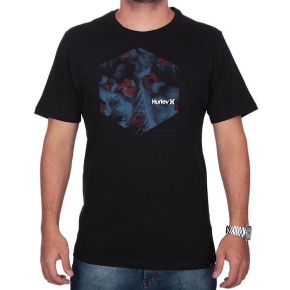 Camiseta-Hurley-Estampada-Watercolor