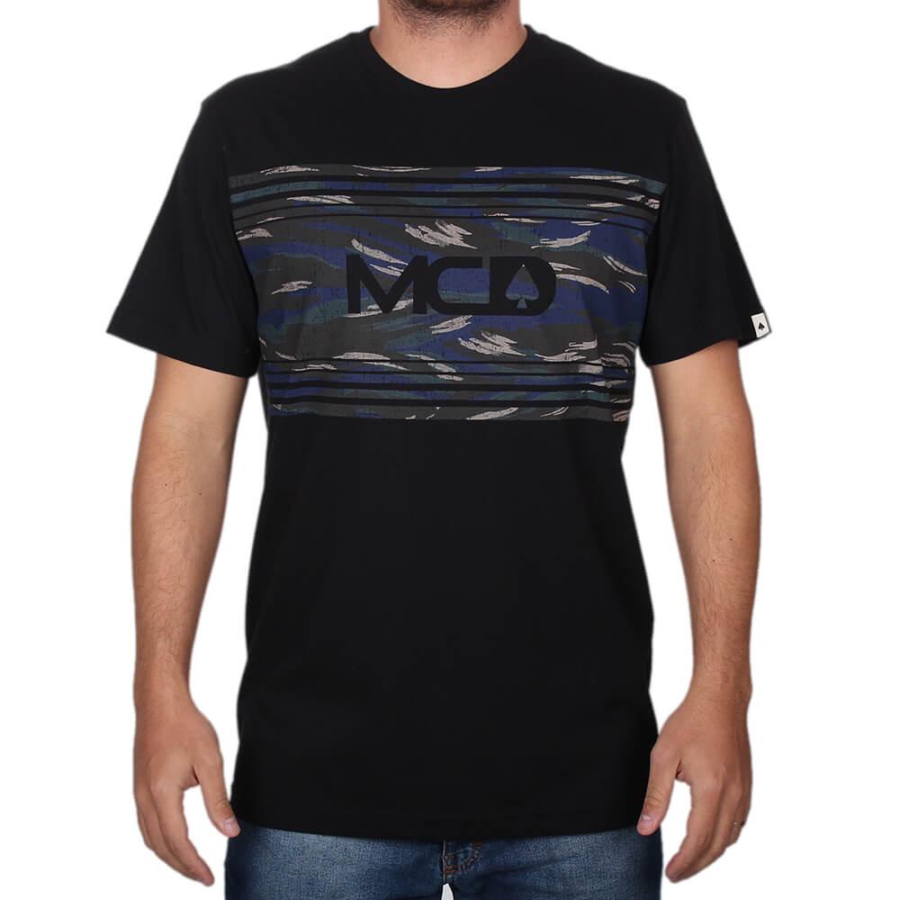 Camiseta Mcd Camouflage - centralsurf c3eb16c2ca
