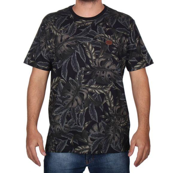 Camiseta-Globe-Especial-Leaf-Camo-Full