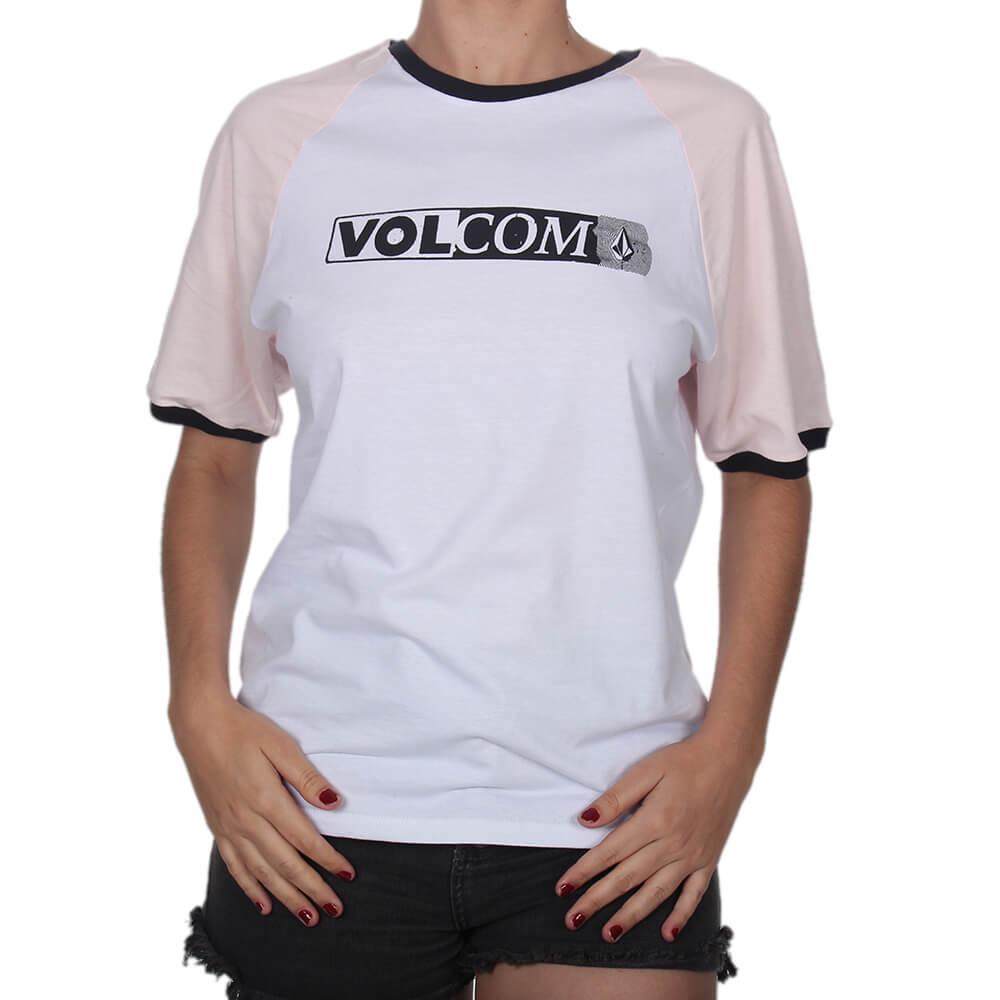 1c8100afb4cc0 Camiseta Volcom Volstone Ringer - centralsurf