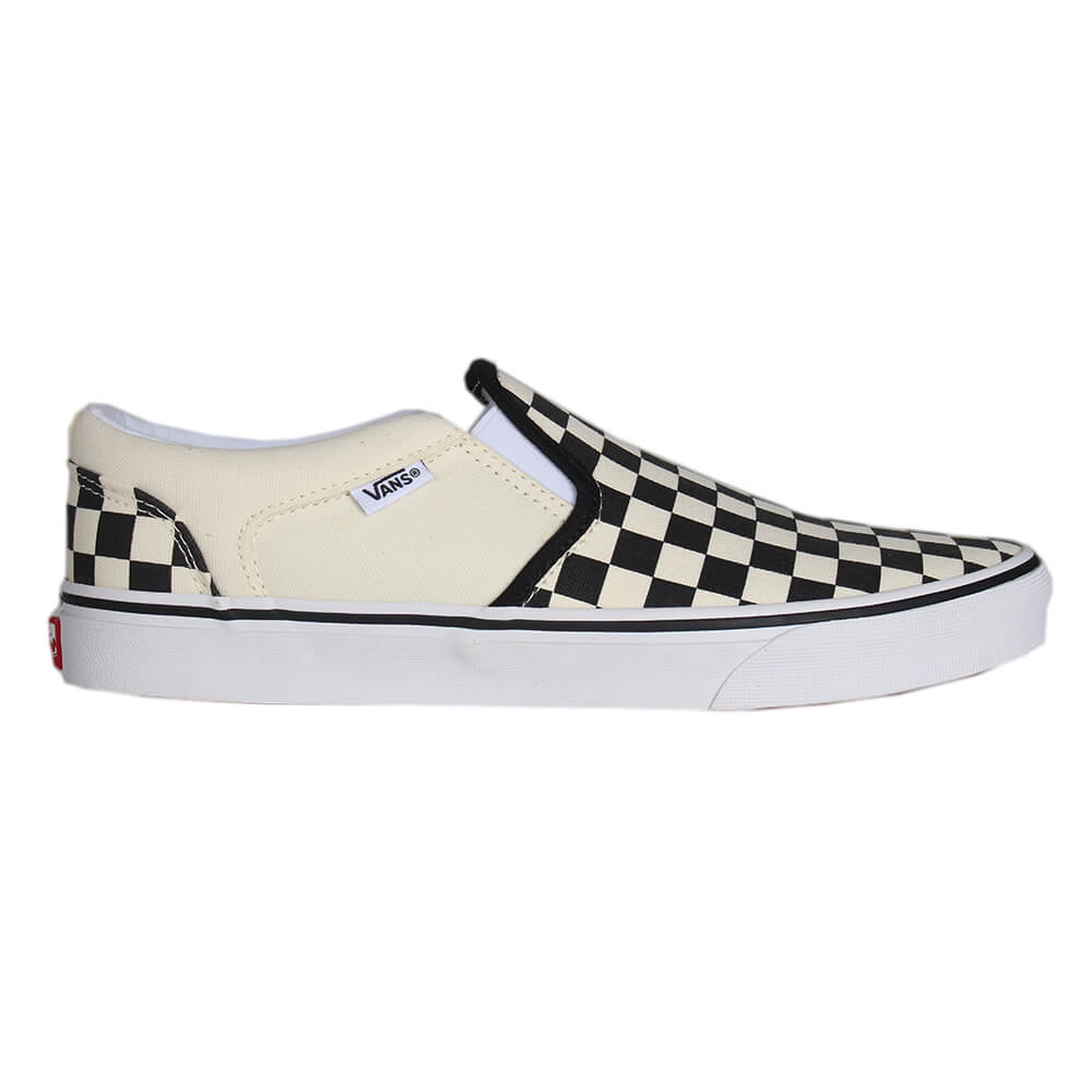 d0dd2b1a316 Tênis Vans M Asher Canvas Checkers - centralsurf