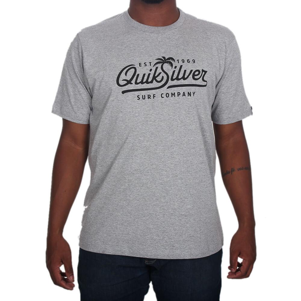 6b0904935aa Camiseta Quiksilver Palm Script - centralsurf