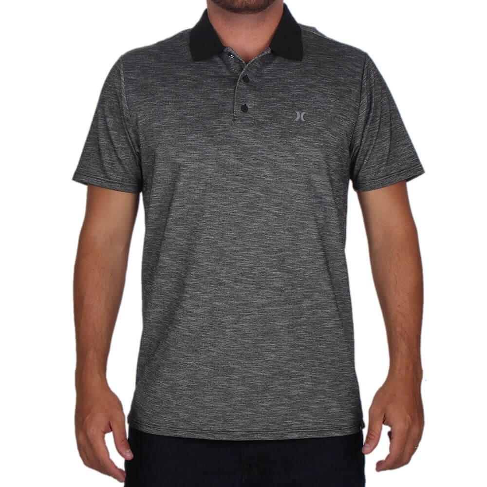 Camiseta Polo Hurley Start - centralsurf 4b0dd1fc360