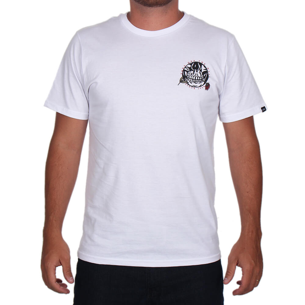 d261515b12e5f Camiseta Vans Pushing Up Daisi - centralsurf