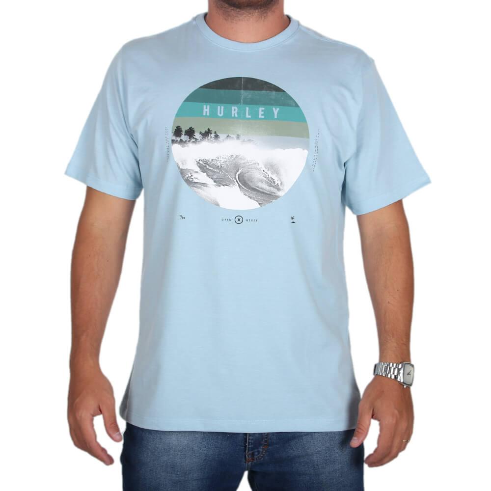 bac1f16751b0c Camiseta Estampada Hurley Dusk - centralsurf