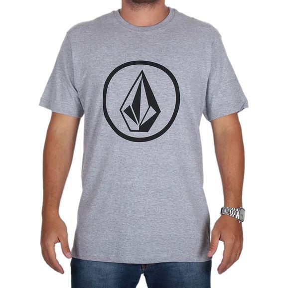 Camiseta-Volcom-Estampada-Circle-Stone