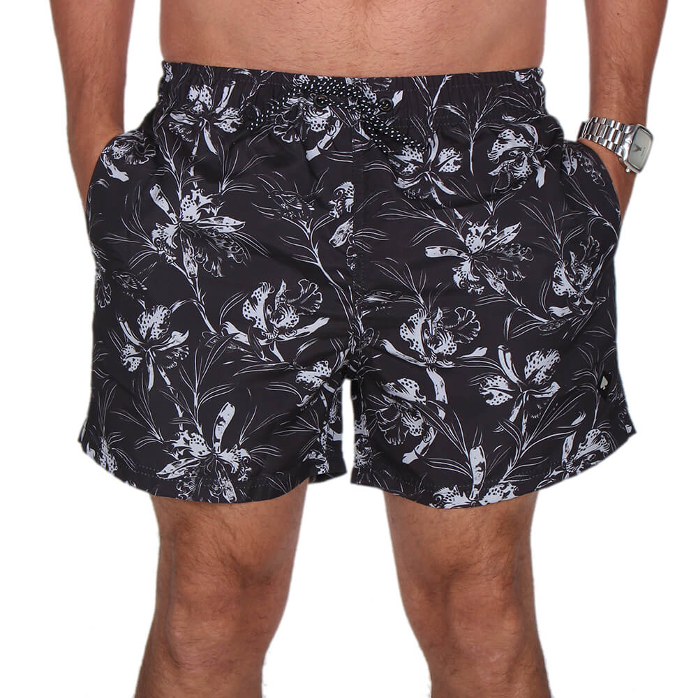 Shorts Mcd Sport Wild Flowers - centralsurf 509b7c7a29b