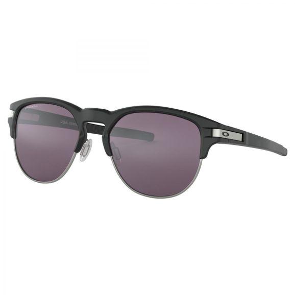 Óculos Oakley Latch Key L Matte Black W  Grey - OO9394-01 - Preto Fosco 51a573f7c8