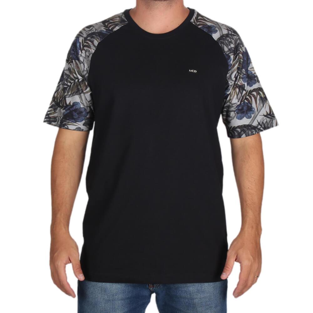 630ac3e73e2ed Camiseta Especial Mcd Raglan Tropical Bones - centralsurf