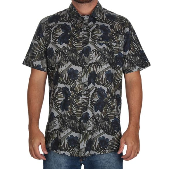 Camisa Mcd Tropical Bones - centralsurf fea5d6253ff