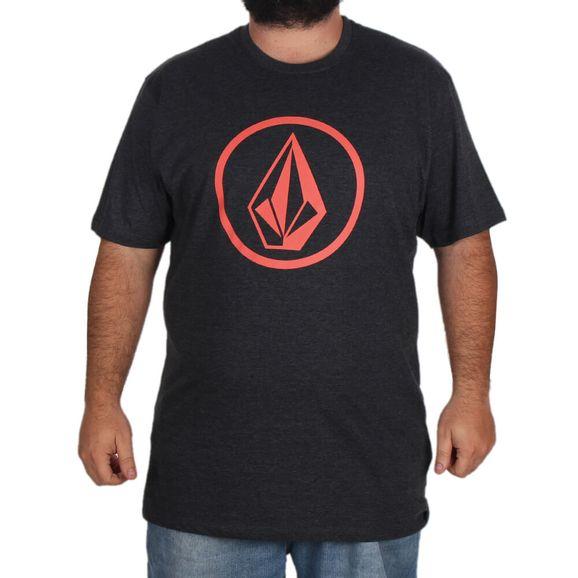 Camiseta-Volcom-Circle-Stone-Tamanho-Especial