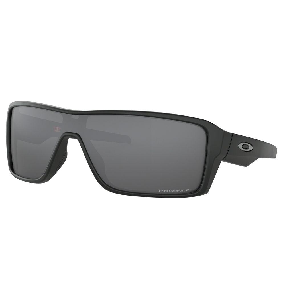 801063d70dda8 Óculos Oakley Ridgeline Matte Black W  Prizm Blk Polarizado - Oo9419 ...