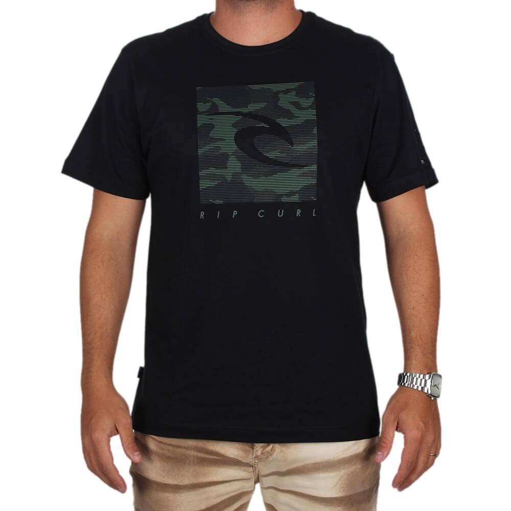 Camiseta Estampada Rip Curl Front Side Ii - centralsurf 1bb77a3ea7