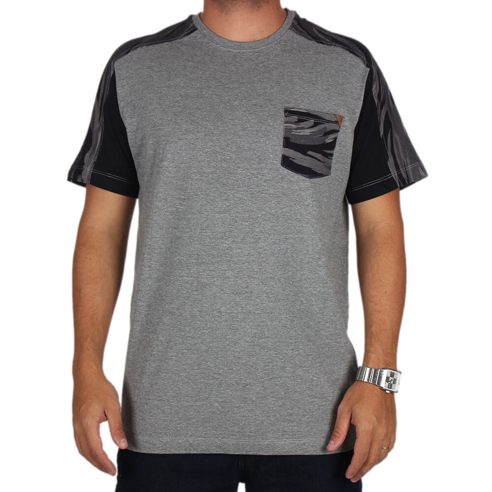 Camiseta Especial Mcd Camouflage - centralsurf 6dbaf2c863d