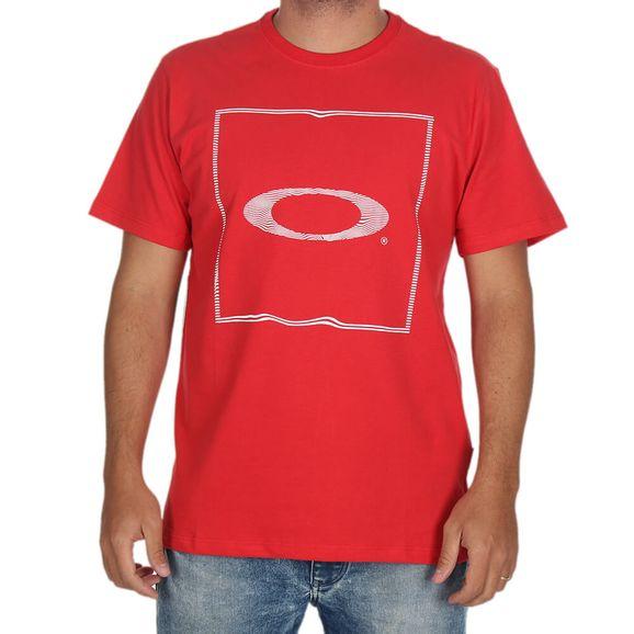 Camiseta-Estamapada-Oakley-Distorced-Lines-Tee