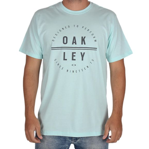 Camiseta-Estampada-Oakley-Circle-Tee