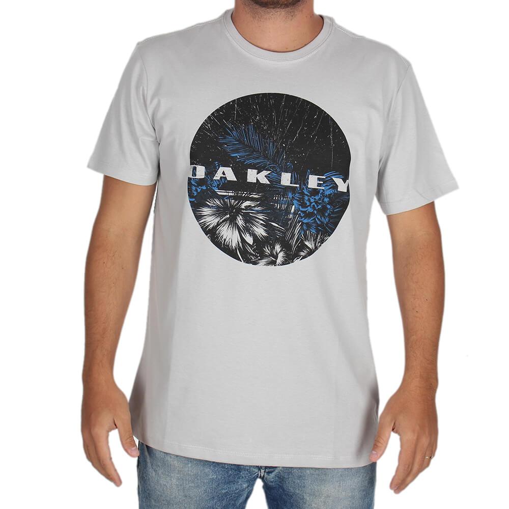 Camiseta Estampada Oakley Palm Tee - centralsurf 733788b4e5e