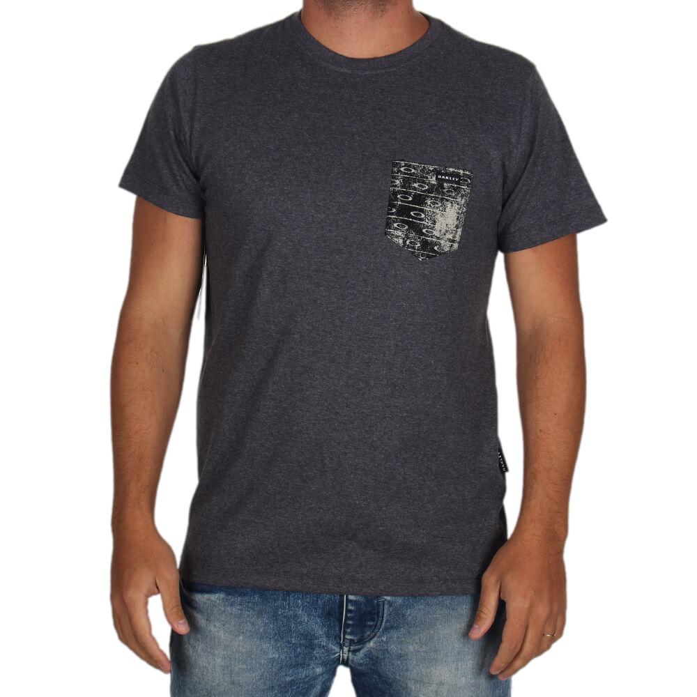 Camiseta Estampada Oakley Pocket Full Tee - centralsurf e6ca1eb5fa4