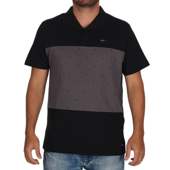 Camisa-Polo-Oakley-Skull-Block