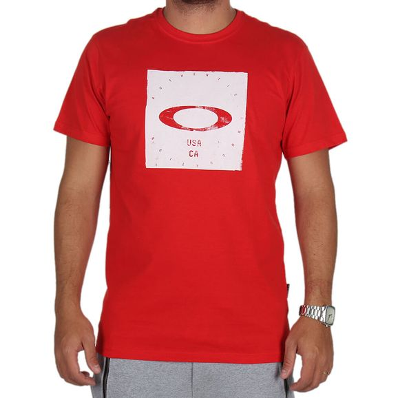 Camiseta-Estampada-Oakley-Bolded-Elipse-Tee