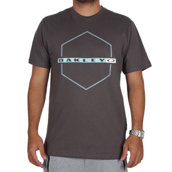 Camiseta-Estampada-Oakley-Crossing-Hex-Tee