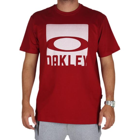 Camiseta-Estampada-Oakley-Cut-Mark-Tee
