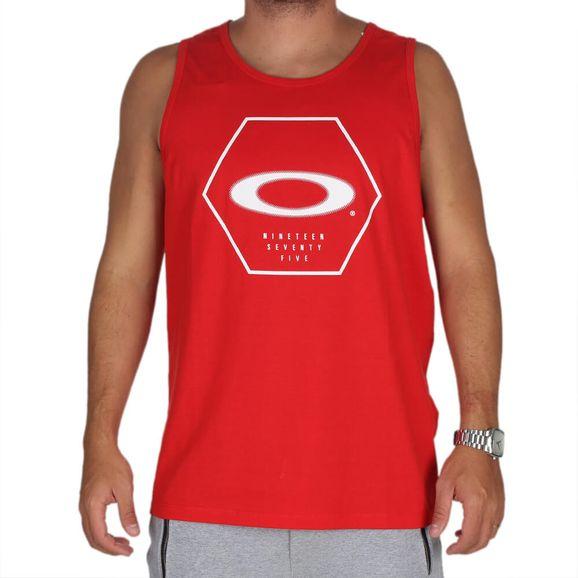 Regata Oakley Elipse Thrill Tank - Vermelho 6daeb546fac