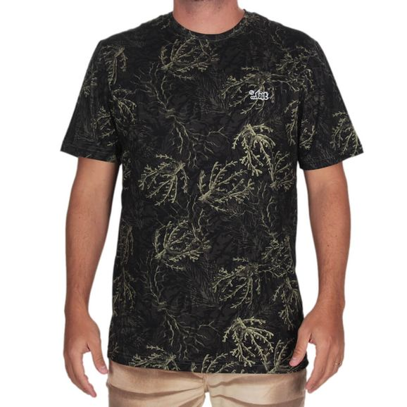 Camiseta-Especial-Lost-Coral-Camo