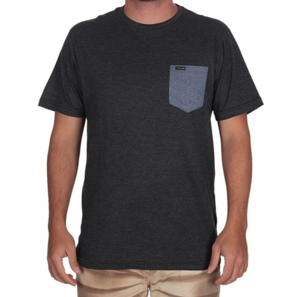 Camiseta-Especial-Volcom-Heather-Pocket