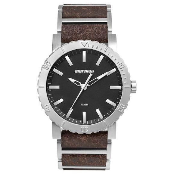 eaac1d00757 Relógio Mormaii Manhattan - MO2035II0P - Silver