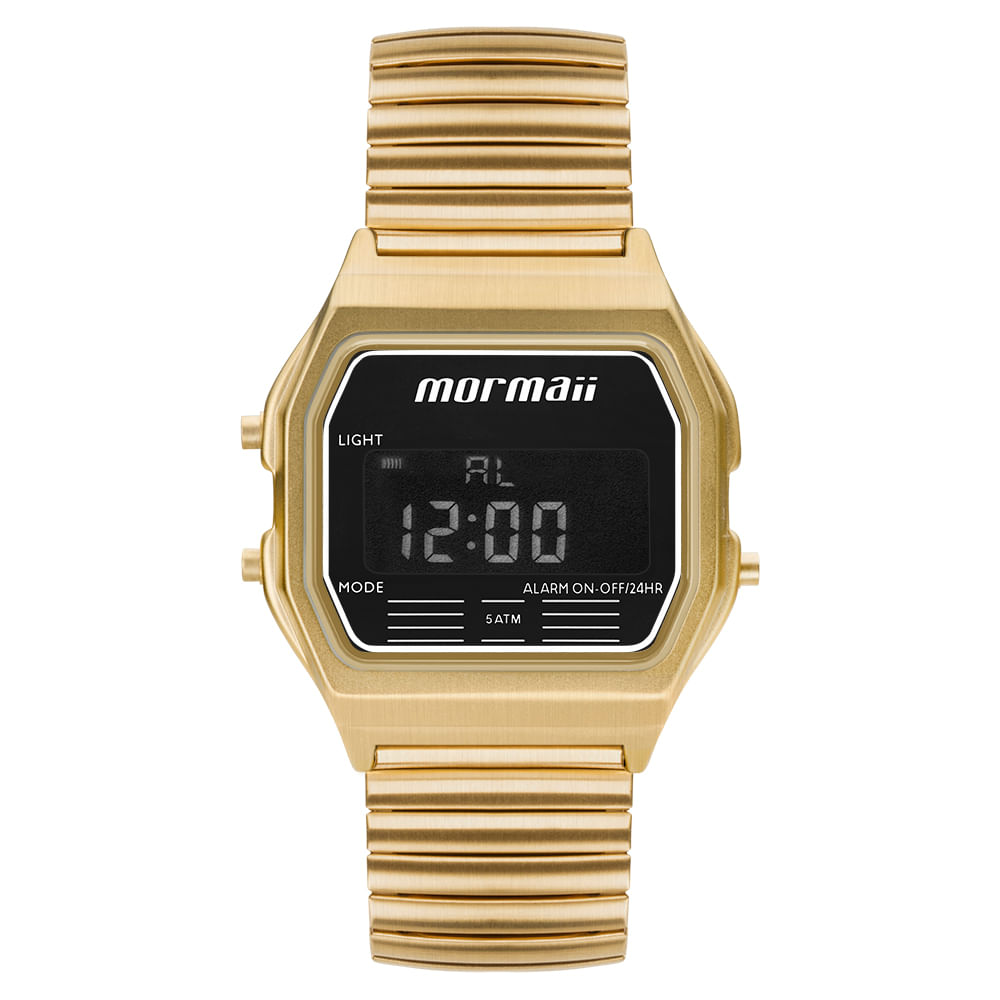 Relógio Mormaii New Los Angeles - Mojh02au4d - centralsurf 42056c68af