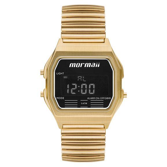 Relógio Mormaii New Los Angeles - MOJH02AU4D - Dourado 15a10c3925