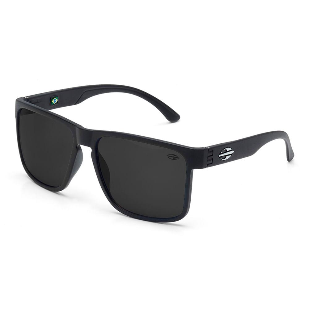 9a1f8f61885f0 Óculos Mormaii Monterey Preto Fosco Lente Cinza - M0029a1401 ...