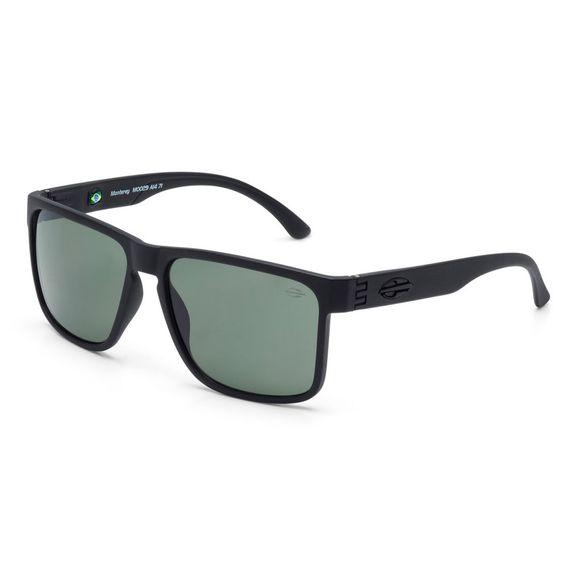 dd8a7cd8474a8 Óculos Mormaii Monterey Preto Fosco Lente G15 - M0029A1471 - Preto Fosco