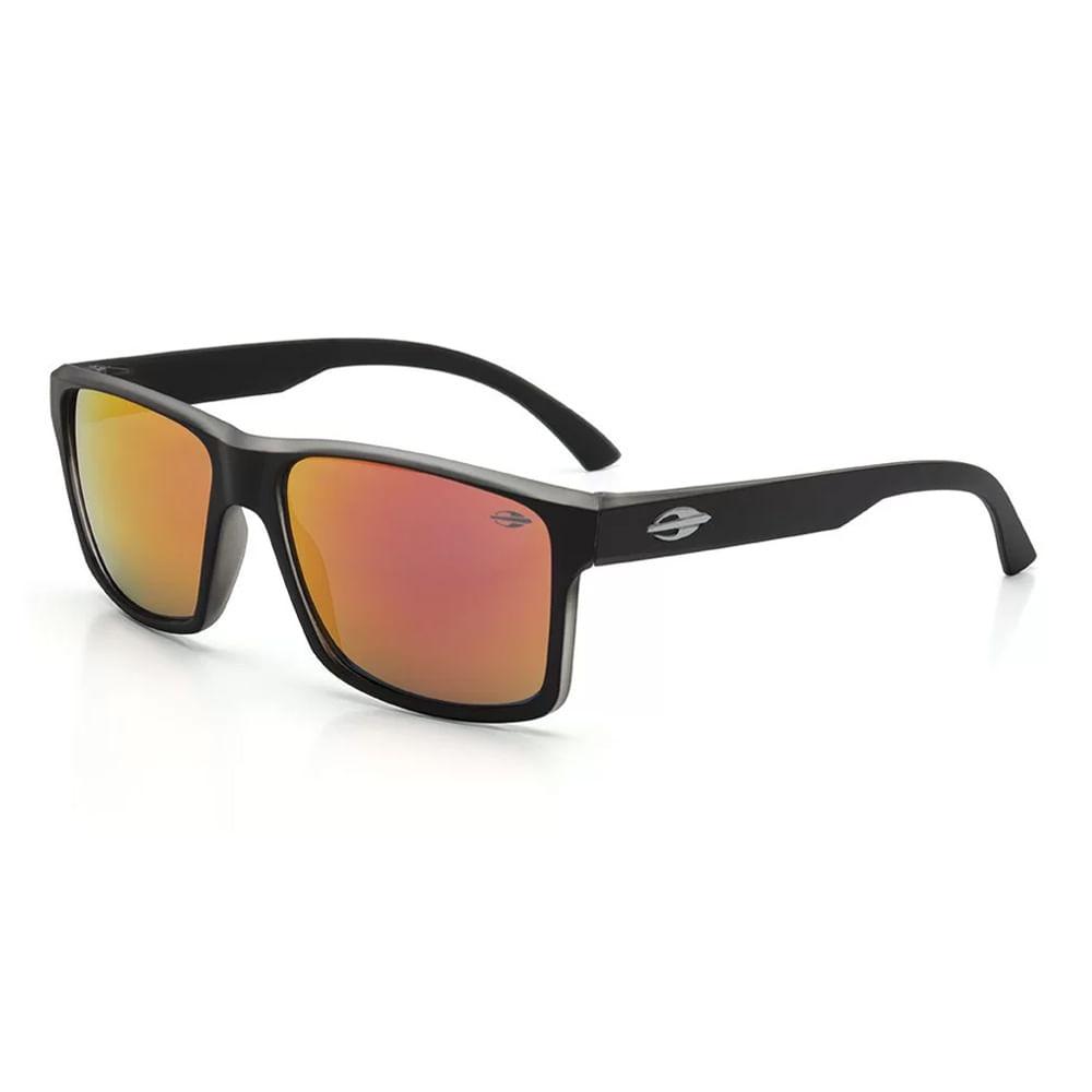 acf4df4d80383 Óculos Mormaii Lagos Preto Fosco Translucido - M0074a8711 - centralsurf