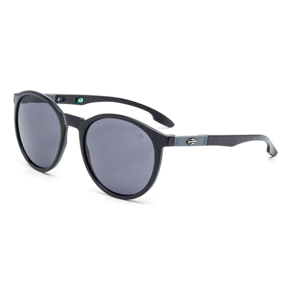 3d90e0e41037c Óculos Mormai Maui Preto Brilho Lente Cinza - M0035a0201 - centralsurf